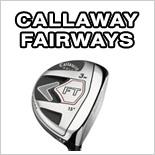 Callaway Golf Fairway Woods