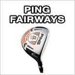 Ping Golf Fairway Woods
