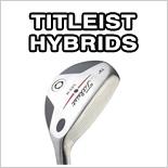 Titleist Golf Hybrids