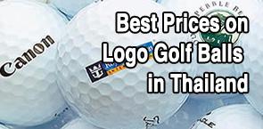 Logo Golf Balls Thailand